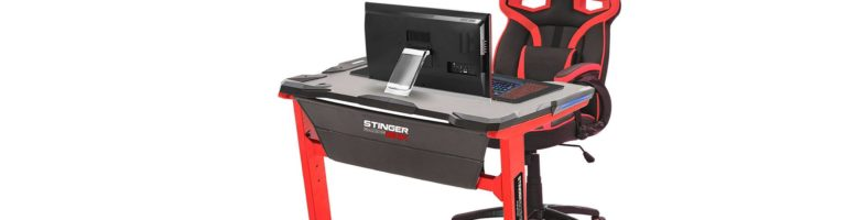Escritorio para jugar Stinger Gaming Desk